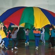12-Foot Round Parachute rental in St Augustine