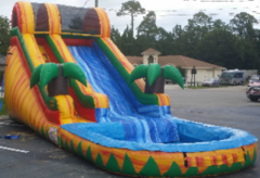 18-Foot Rip Tide Slip-n-Slide in St Augustine, FL