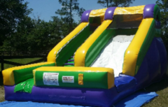 14-Foot Splash Slip-n-Slide in St Augustine, FL