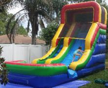 16-Foot Marley Slip-in-Slide in St Augustine, FL