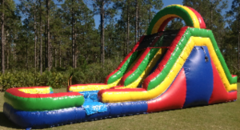 16-Foot Rainbow Slip-n-Slide in St Augustine, FL