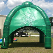 Air tent party rentals in St. Augustine, FL