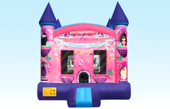 Digital Princess bounce house rental in St Augustine, FL