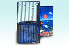 Dunk tank party rental in St. Augustine, FL