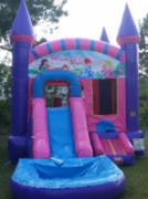 Girl Castle Wet Slip-n-Slide in St Augustine, FL