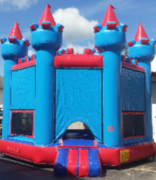 Octagon bouncer bounce house rental in St Augustine, FL
