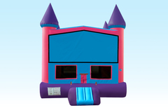 Princess Module Castle bounce house rental in St Augustine, FL