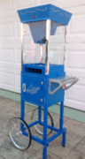 Snow cone machine party rental in St. Augustine, FL